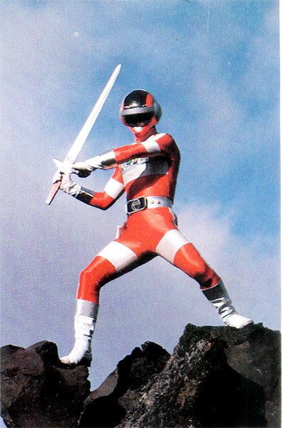 red one biomic soldier